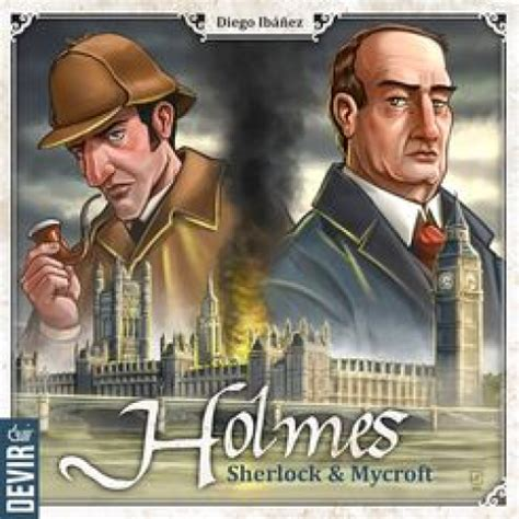 holmes mycroft sherlock cart