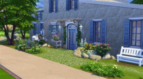 cuisine sims 3 provençal sims 4 telechargement cc maison