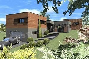 Sous Sol Maison : plan de maison contemporaine hollywood ~ Melissatoandfro.com Idées de Décoration