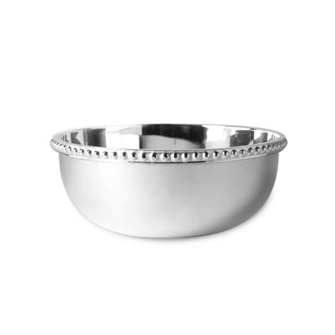barware com silver plated finger bowl