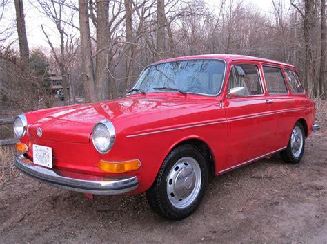 1973 Volkswagen Type Iii Squareback