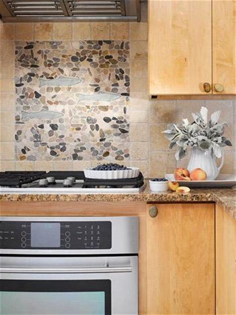 easy kitchen backsplash and easy kitchen backsplash updates midwest living