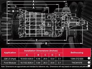 Tremec T56 Magnum Manual Transmission 6 8 U0026quot   26