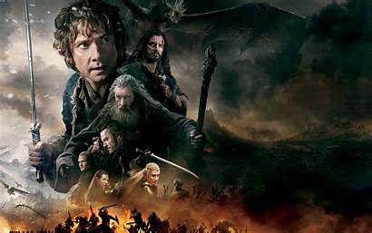 Hobbit Armies Battle Lord Five Thorin Rings