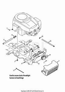 Troy Bilt 13al91ks066 Tb2142  2013  Parts Diagram For