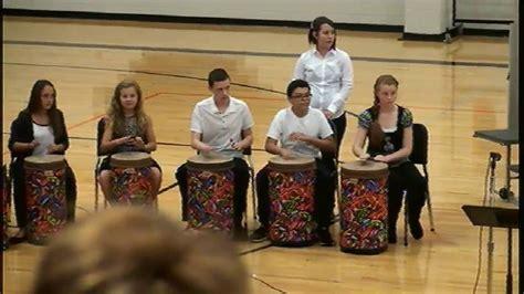 knob noster high school knob noster middle high school choir concert
