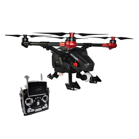 walkera voyager  rc quadcopter  axis brushless  gimbal