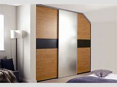 Space saving solutions and wardrobes for sloping ceilings