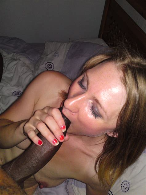 Black Girl Sucking Cock