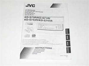 Jvc Cd Player Instruction Manual Guide Get0118