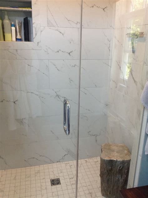 marble shower am i
