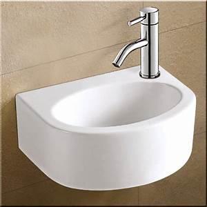 Handwaschbecken Gäste Wc : waschbecken waschtisch f r g ste wc keramik ~ Michelbontemps.com Haus und Dekorationen