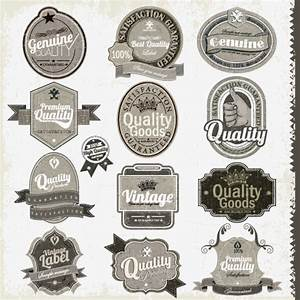 15 free and premium retro labels, badges, signs and logos ...