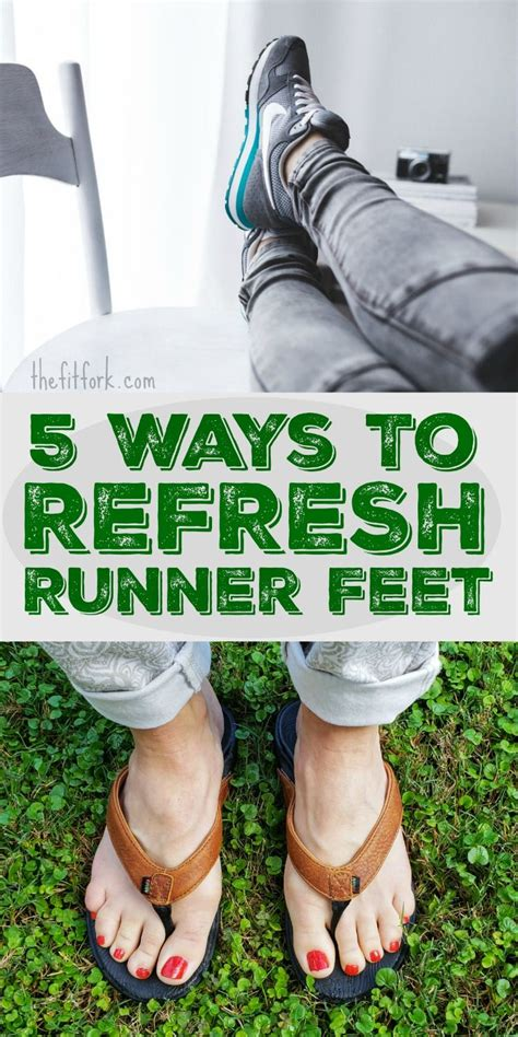 5 Ways To Refresh Tired Runner Feet How To Take Care Of