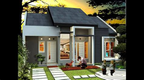 model rumah minimalis yg cantik  diminati
