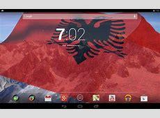 3D Albania Flag Live Wallpaper App Android su Google Play