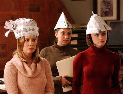 gilmore girls paris gellar aka liza weil tells