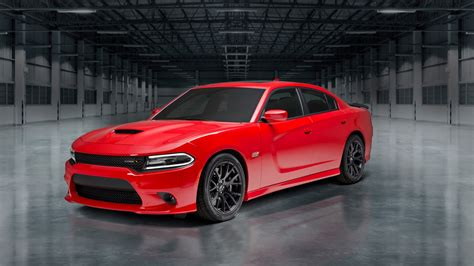 2018 Dodge Charger Super Scat Pack Wallpapers