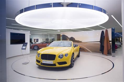Bentley Today Unveils The Blueprint For Its New Global