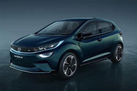 Tata Altroz, Altroz Ev Unveiled At Geneva Motor Show 2019
