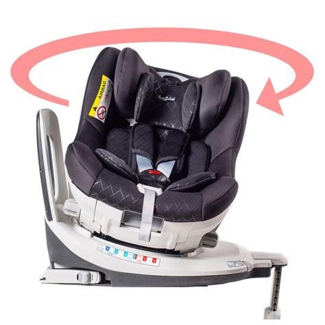 sieges auto isofix car seat isofix 360 degree rotation 0 1 bebe2luxe