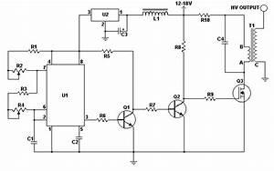 Solid State Tesla Coil Circuit  U2013 Circuit Wiring Diagrams