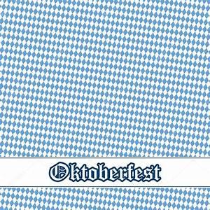 Oktoberfest Blau Weiß Muster Brezel : oktoberfest hintergrund mit blau wei karierten muster stockvektor opicobello 70370389 ~ Watch28wear.com Haus und Dekorationen