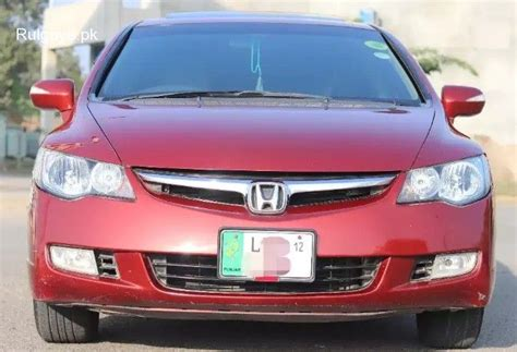 RulGaye -Honda civic REBORN 2012 (TOTAL GENUINE) in 2020 | Honda civic, Civic, Honda