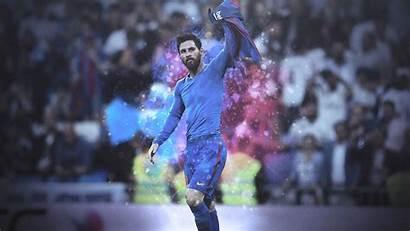 Messi Lionel Background Wallpapers Celebration Ipad Zaf