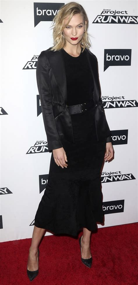 Karlie Kloss Grandma Shoes Bravo Night Food