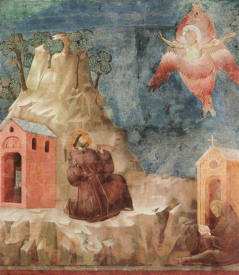 giotto  bondone kirche san francesco  assisi der