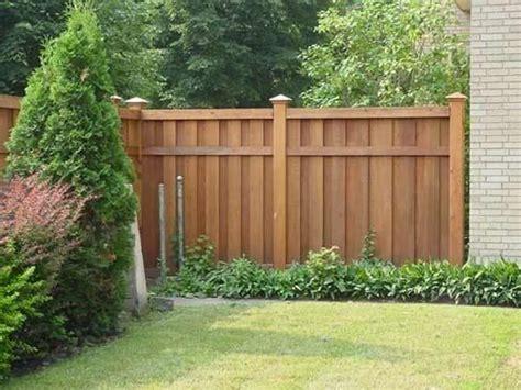 Best Cedar Fence Ideas On Pinterest Backyard Fences