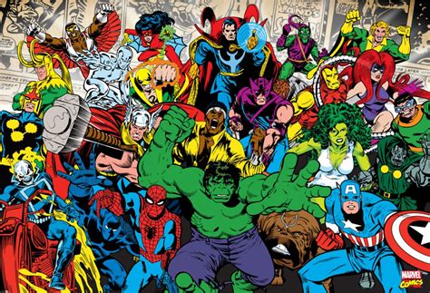 Dungeons And Dragons Hd Wallpapers 5 Obscure Odd Or Weird Marvel Characters Snarks Z