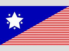 Flag of The United American Continent 1 by Alexandersonhex