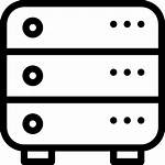 Icon Data Center Icons Outline Iconsmind Line