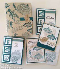 StampinUp! - By The Tide Available only from demonstrators ...