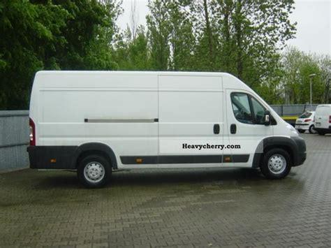 peugeot van boxer peugeot boxer 435 l4h2 5 2012 box type delivery van
