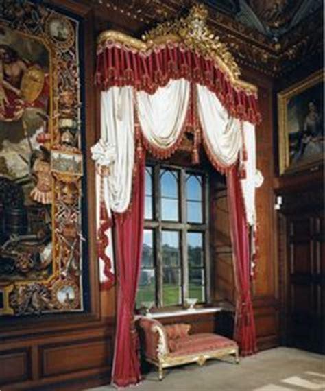 chatsworth the 6th duke of devonshire s brocade hangings