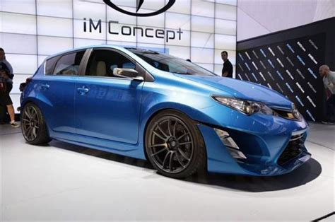 update scion im production model confirmed
