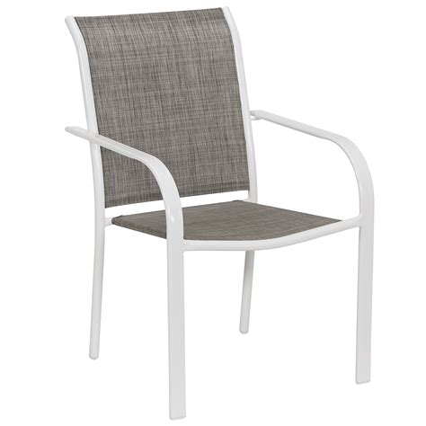 essential garden bartlett neutral stack chair coastal