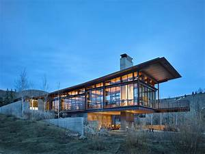 Residential, Design, Inspiration, Floating, Houses
