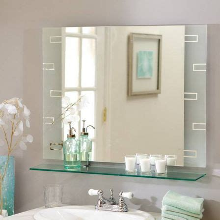 Decorating Bathroom Mirrors Ideas by How To Use Benefits Of Shape For Different Kinds Of