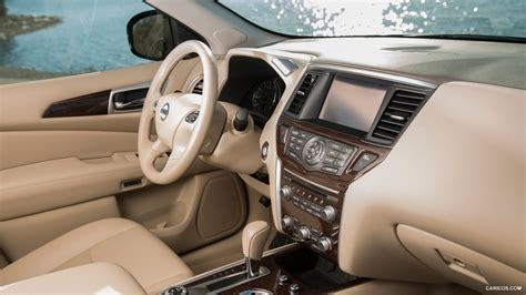 nissan pathfinder 2015 interior 2015 nissan pathfinder 4wd platinum interior hd