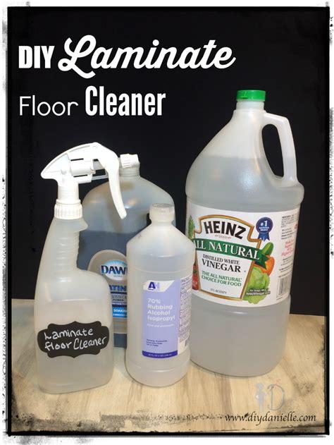Hardwood Floor Cleaner Diy by Diy Laminate Floor Spray Cleaner Diy Danielle