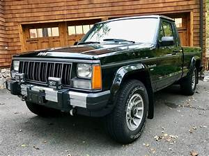This 1988 Jeep Comanche On Craigslist Might Be The