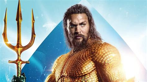 Aquaman sequel in the works with original writer