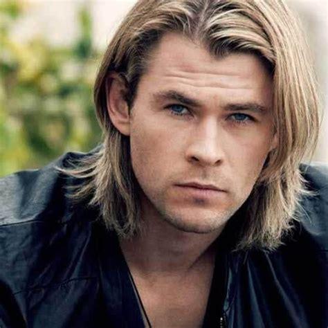 Men's Shoulder Length Hairstyles: 45 Celebrity-Inspired ...