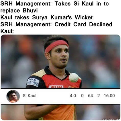 Now, you must have thought that every service can't be. Credit Card Declined Memes in Hindi - IndiaMemes.com