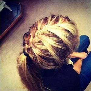 18 Cute French Braid Hairstyles for Girls - Pretty Designs
