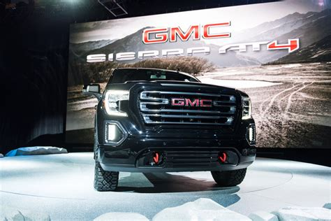 2019 Gmc Sierra At4 Live Mega Photo Gallery  Gm Authority